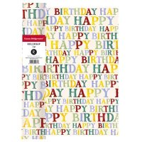 Happy Birthday Eb Wrap