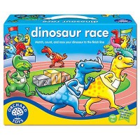 Dinosaur Race Game