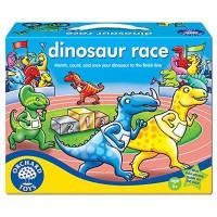 Dinosaur Race Game