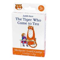 Tiger Who Came To Tea Card Game