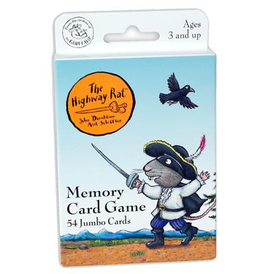 Highway Rat Card Game