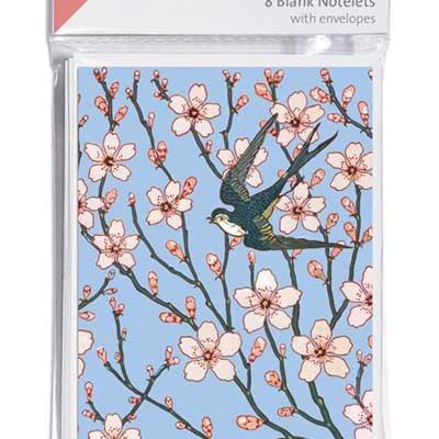 Almond Blossom Notecards