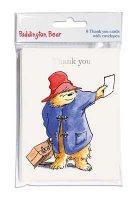 Paddington Bear Thank You Cards