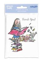 Matilda Thank You Cards
