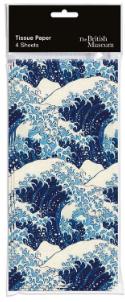 Hokusai Tissue Paper