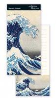 Hokusai Wave List Pad