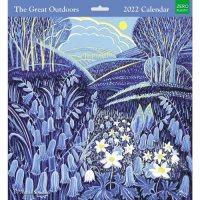 2022 Great Outdoors Annie Soudain Wall Calendar