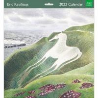 2022 Eric Ravillious Wall Calendar