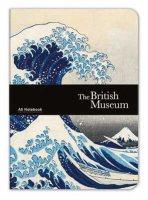 Hokusai Wave A5 Luxury Notebook