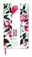 V&A Floral Prints Slim Address Book