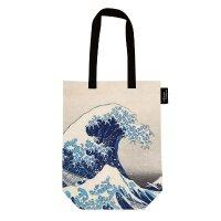 Hokusai Wave Cloth Bag