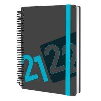 Delta A5 DTP Diary 2021-2022