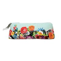 Retro Floral Pencil Case