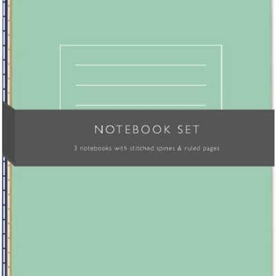 B6 Set Of 3 Exercise Book