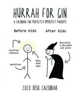 2020 Hurrah For Gin Desk Calendar