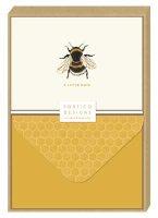 Bumble Bee Notecard Set