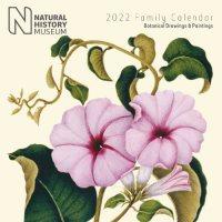 2022 Natural History Botanical Family Calendar