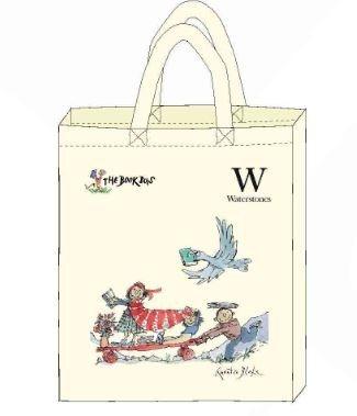 Book Bus Bag