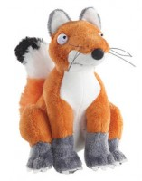 "Gruffalo 7"" Fox Plush"
