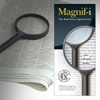 Small Dual Focus Magnifier