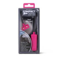 The Really Compact Travel Book Light - Pink