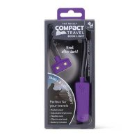 The Really Compact Travel Book Light- Purple