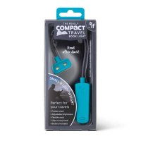 The Really Compact Travel Book Light - Turquoise