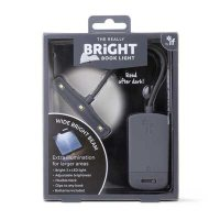 The Really Bright Book Light - Grey