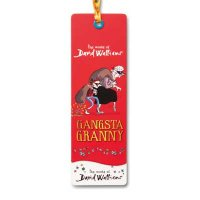 David Walliams Gangsta Granny Bookmark