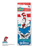 Dr Seuss Cat in the Hat Magnetic Bookmark