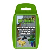 Independent and Unofficial Guide To Minecraft 2021 Top Trumps Special