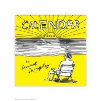 2022 David Shrigley Wall Calendar