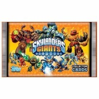 Skylanders Giants Collector Cards