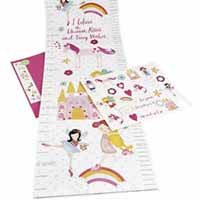 Fairy Unicorn Growth Chart