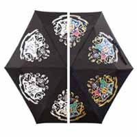 Hogwarts Crest Colour Changing Umbrella