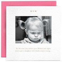 Child - Mother's Day Card