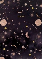 Star Constellation Week to View A5 Diary 2018-2019
