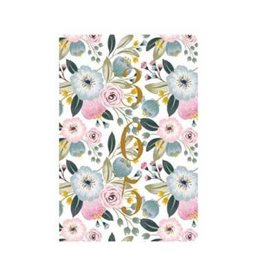 Floral Bouquet Desk Diary 2019-2020