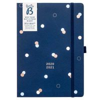Busy B Mid Year Day A Page Diary 2020/21