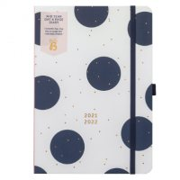 Blue Spots Dtp Mid Year Diary2021/22