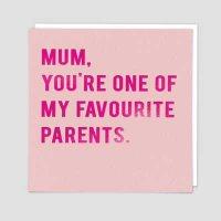 Mum Favourite