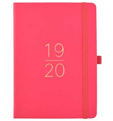 Busy B Red Perfect Planner Diary 2019-2020