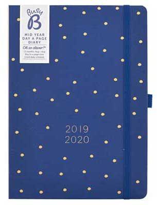 Busy B Polka Dots Diary 2019-2020