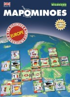 Mapominoes Europe