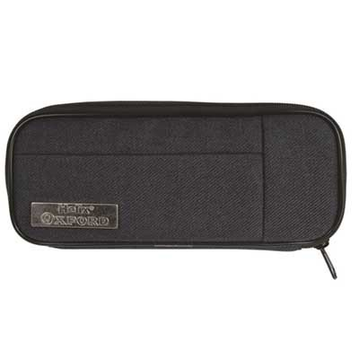Helix Oxford Black Pencil Case
