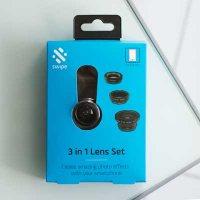 3 in 1 Clip on Lens Set