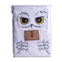 Hedwig Plush Notebook