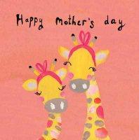 Mother's Day Giraffes