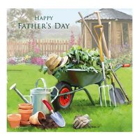 Garden Father's Day Card