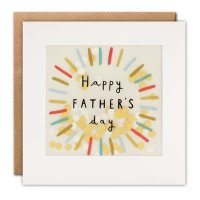 Happy Father's Day Shakies Card